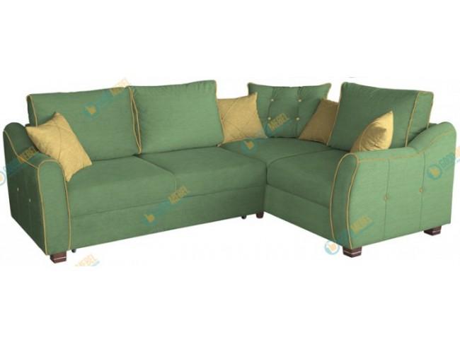 Френсис ТД-500 угловой диван арт. 151846-ШР фото